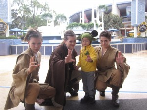 Teaching Young Apprentices the Way of the Force